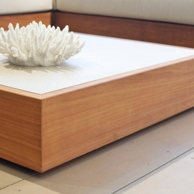 Featuring - The Platform Coffee Table