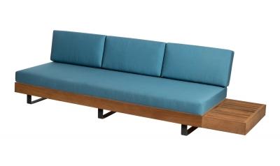 Sofa w. Side Table