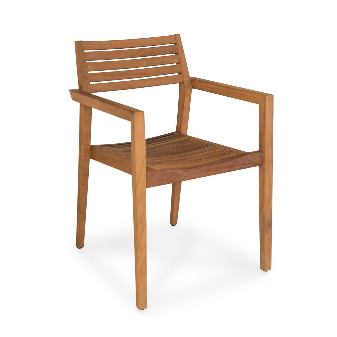 Barcelona Timber Dining Chair