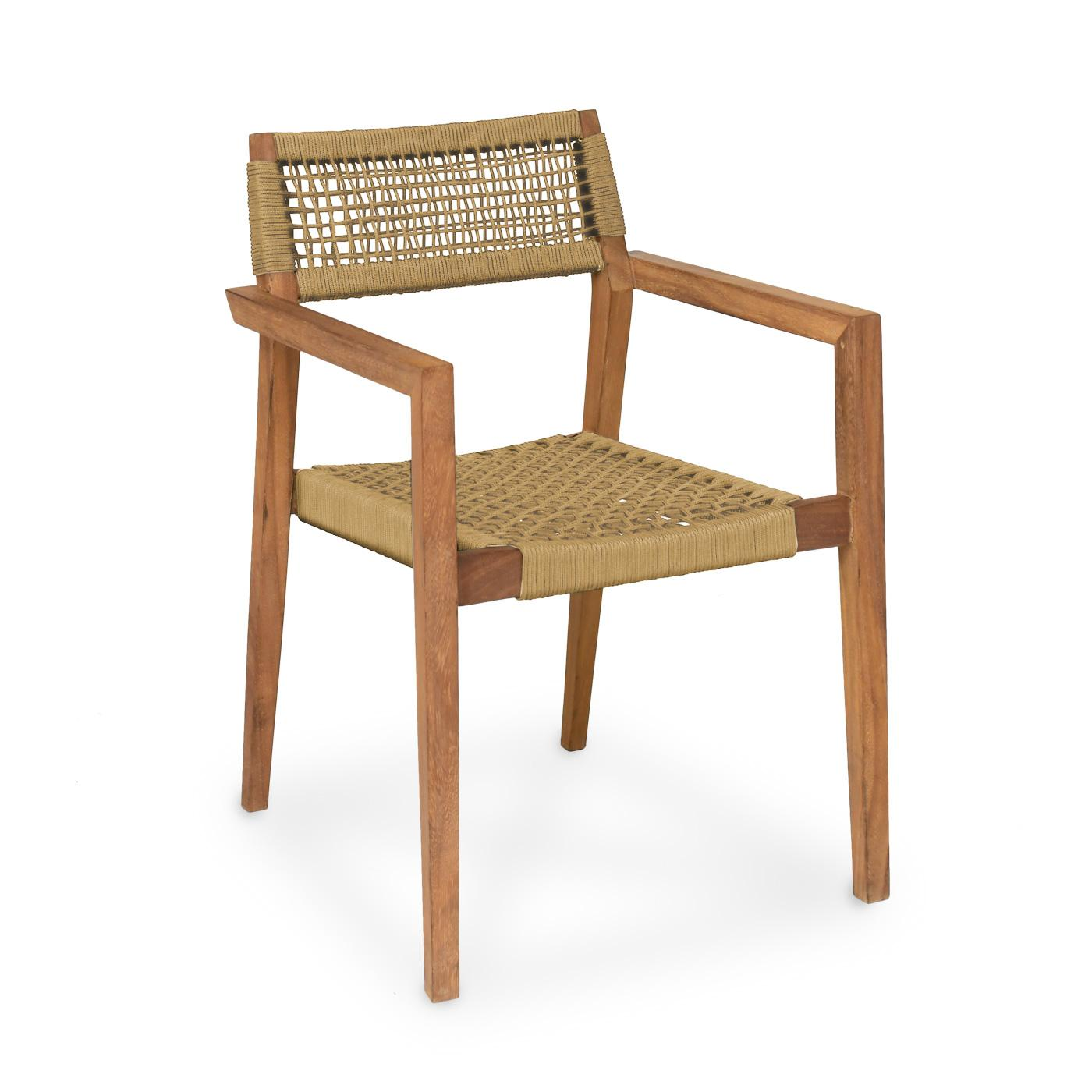 Florida Dining Chair Beige