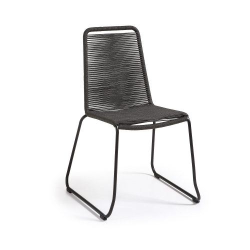 Meagan Dining Chair - Black