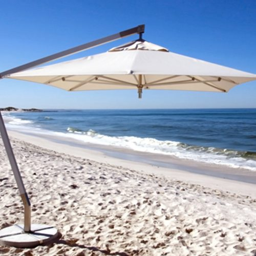 Cantilever Round Umbrella