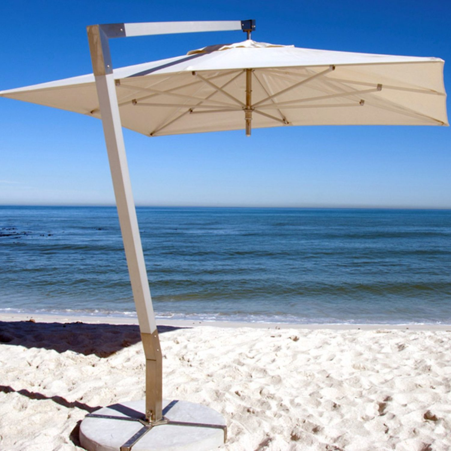 Square Cantilever Umbrella