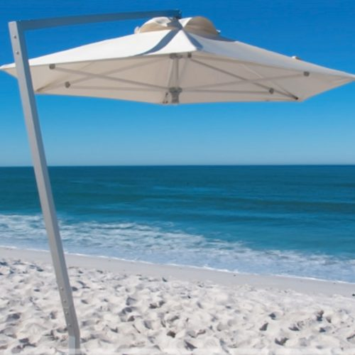 Small Round Cantilever Umbrella