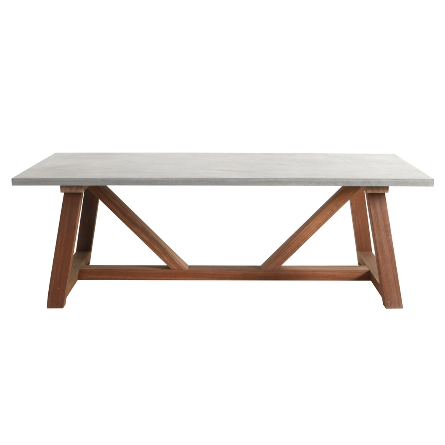 Mallorca Concrete Table
