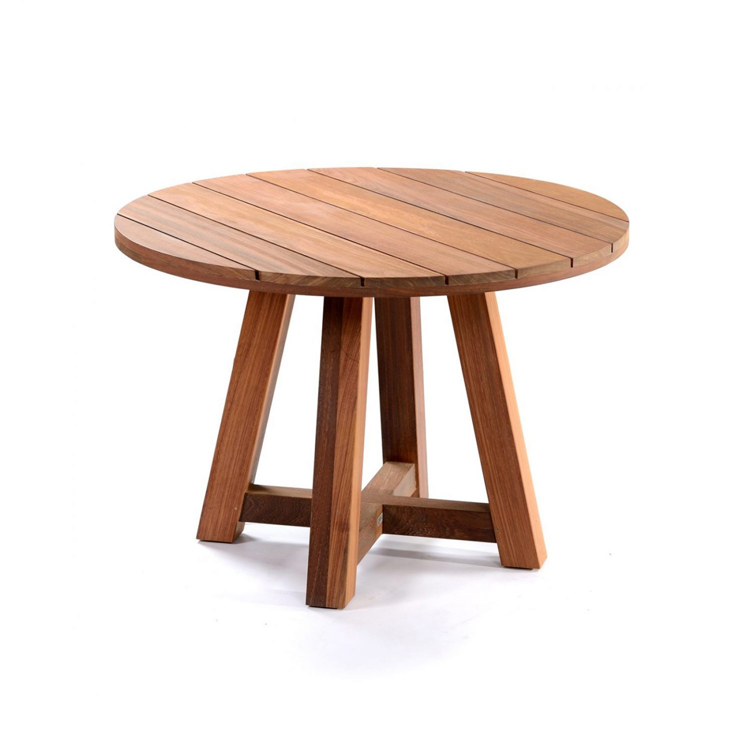 Mallorca Round Table - Timber Top