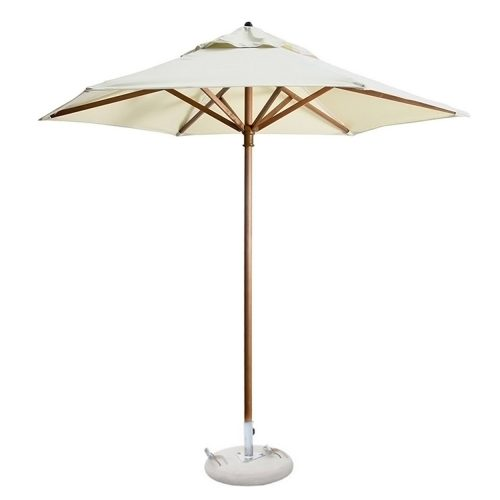 Premium Hardwood Umbrella