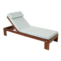 Nautical Sun Lounger