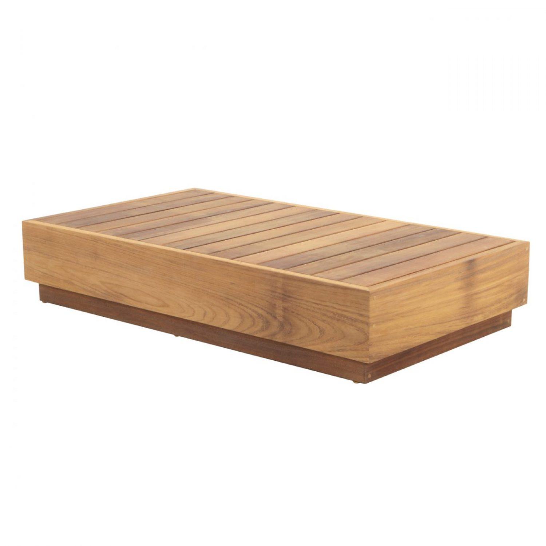Platform Coffee Table