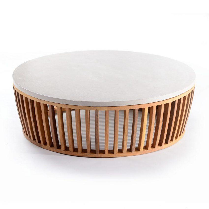 Serengeti Round Coffee Table