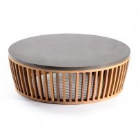 Serengeti Round Coffee Table