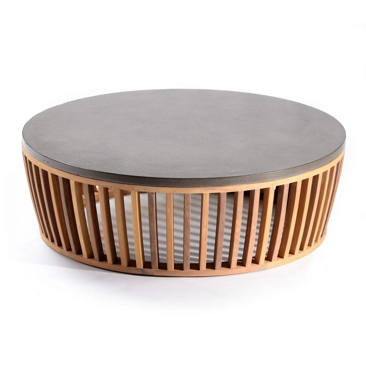 Round Coffee Tables Cape Town: Serengeti Round Coffee Table