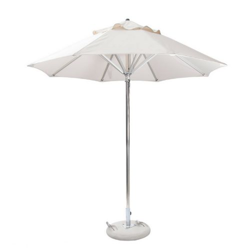 St James Round Aluminum Umbrella