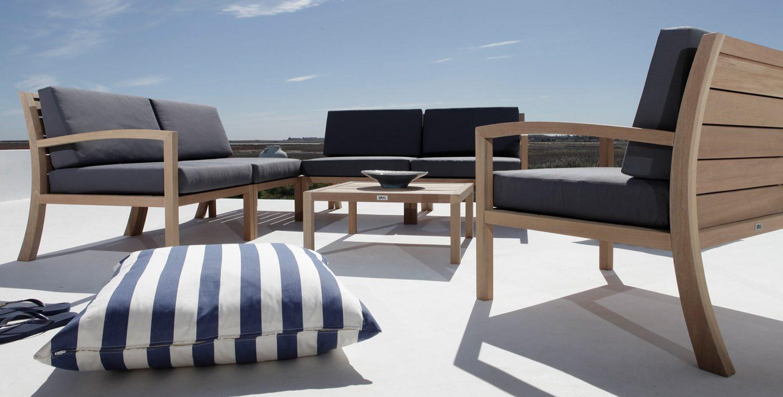 Nautical Sofa
