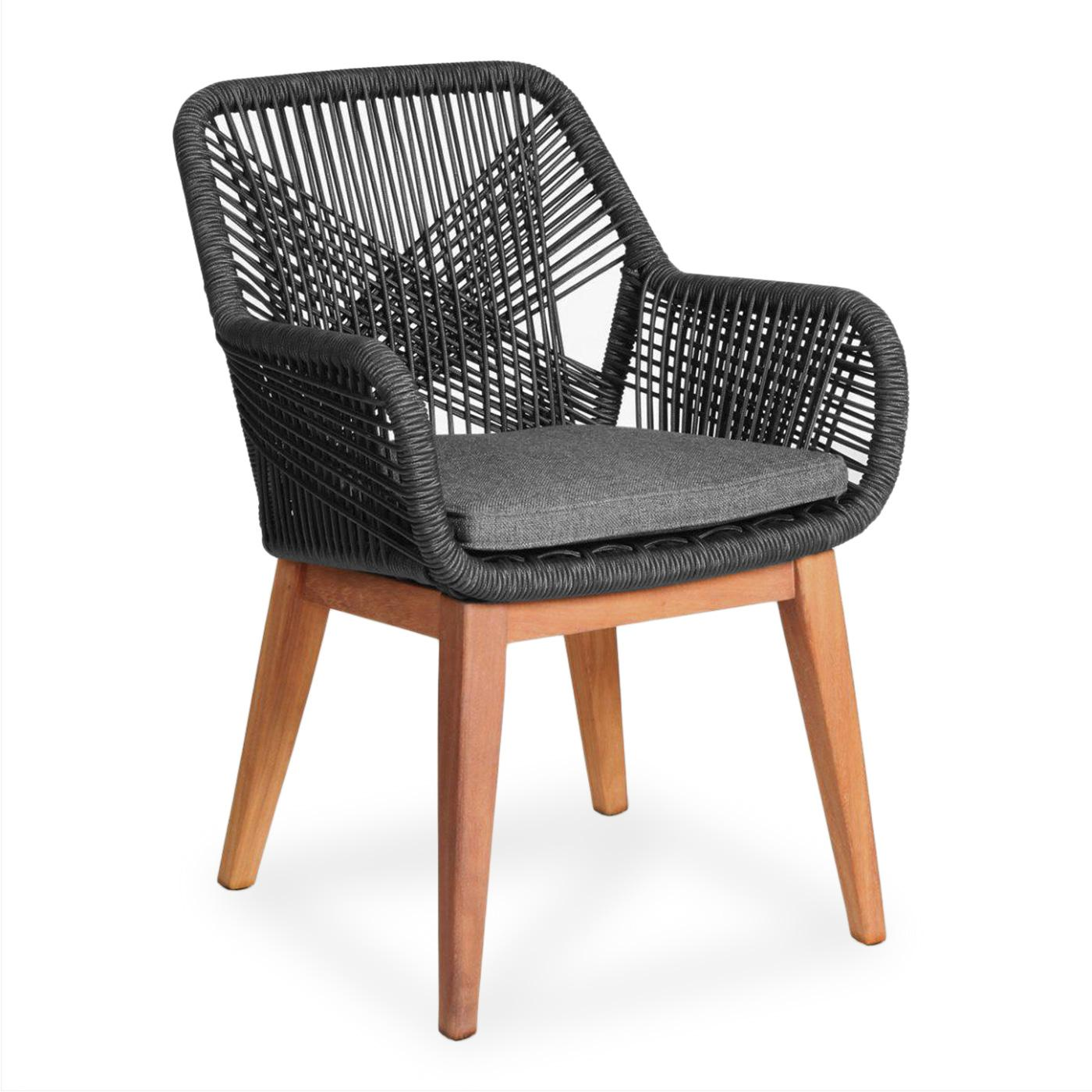 Victoria Dining Chair Black