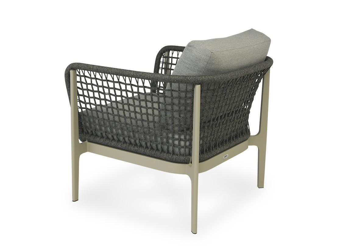 Cetus Armchair Side View