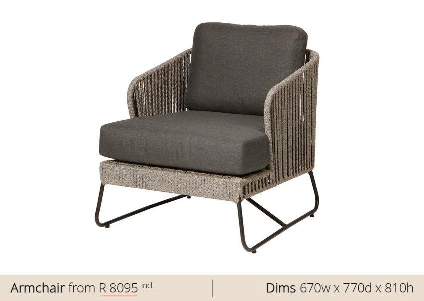 Libra Armchair