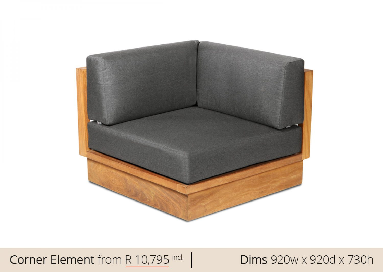 Manhattan Corner Couch Sofa