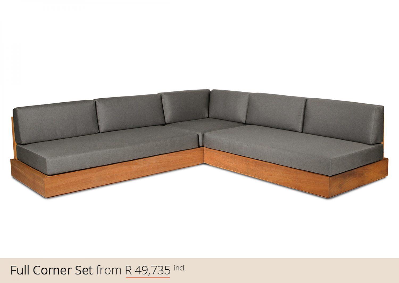 Platform Sofa Couch