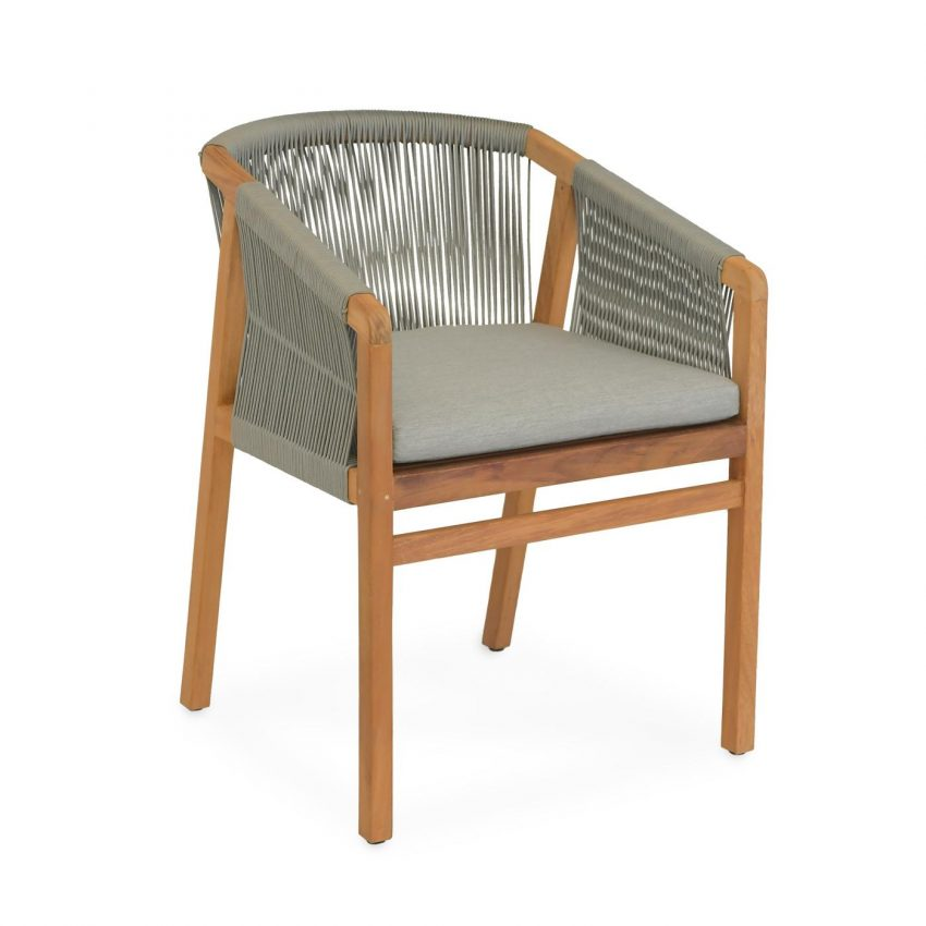 Savanna Dining Chair Grey
