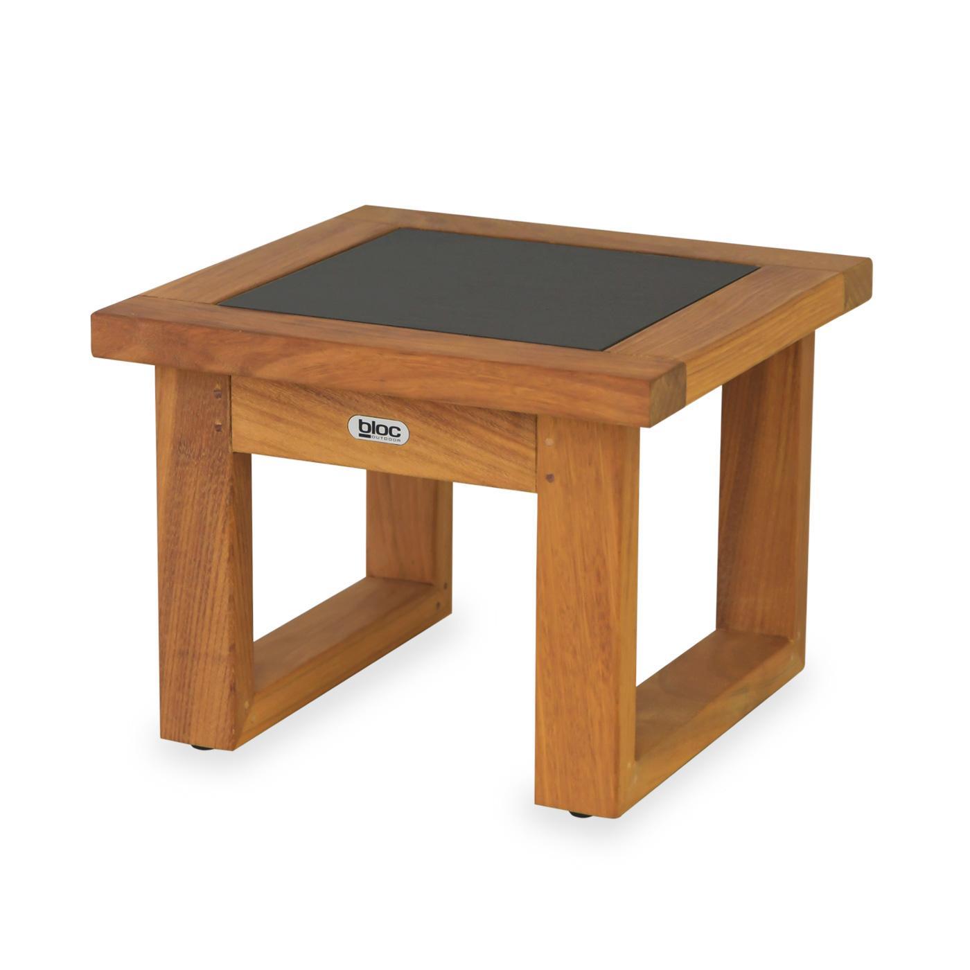 Florida Side Table Black